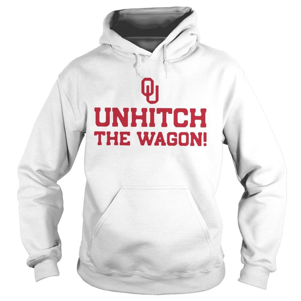 Toby Rowland Unhitch The Wagon Hoodie