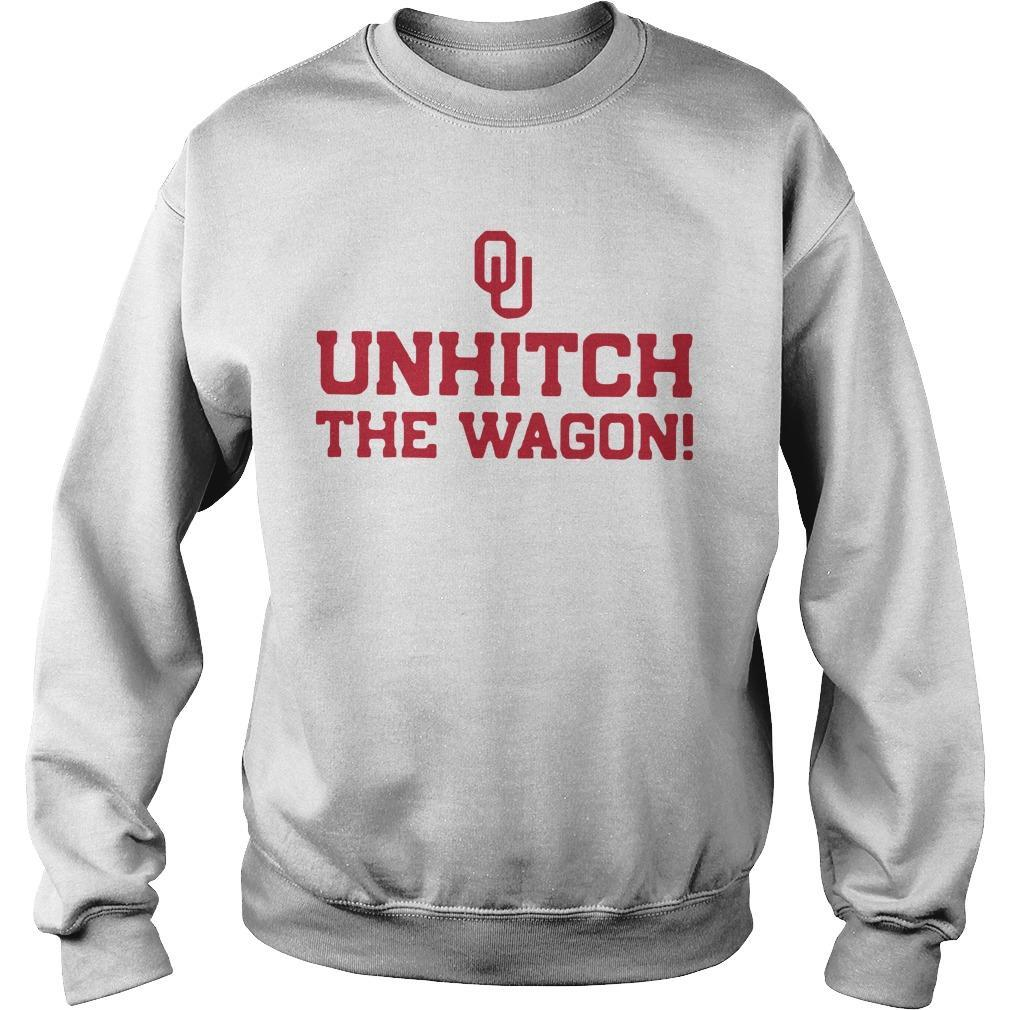 Toby Rowland Unhitch The Wagon Sweater