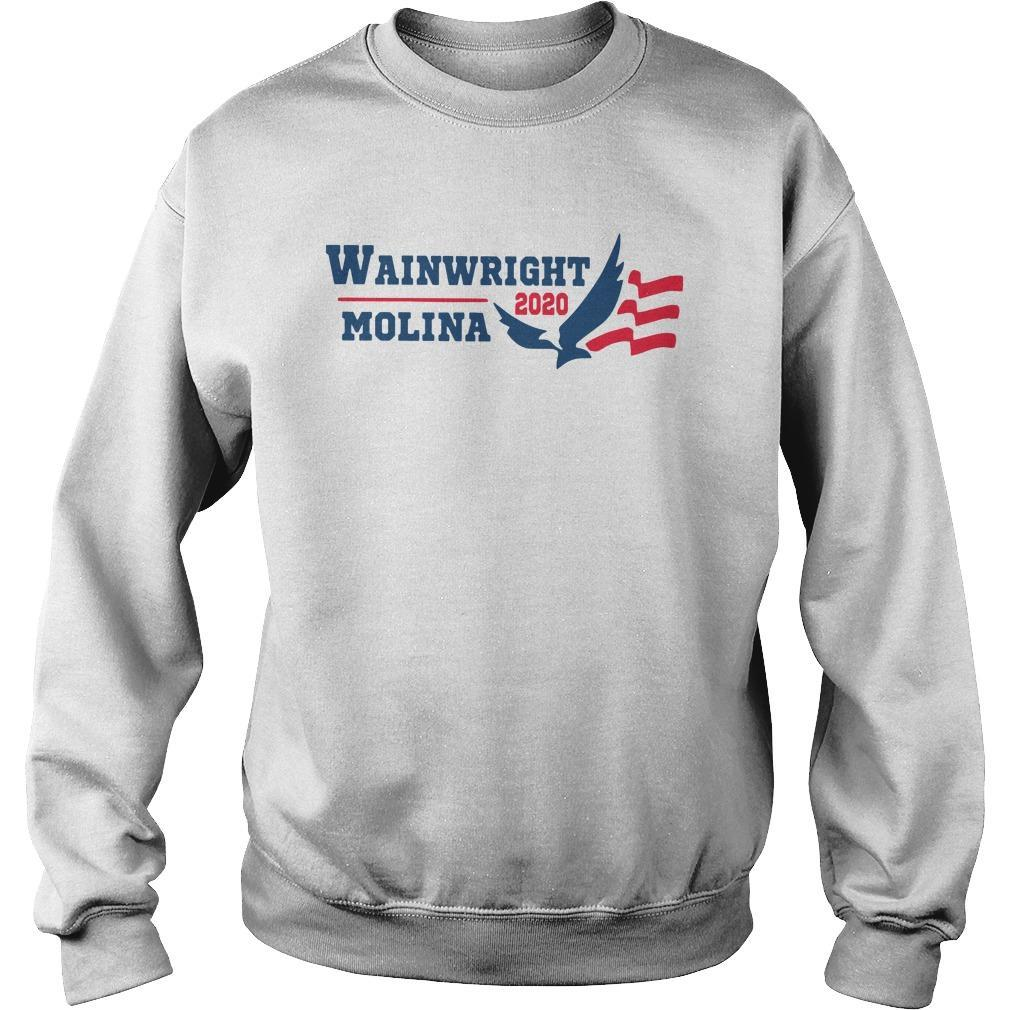 Wainwright Molina 2020 Tee Sweater