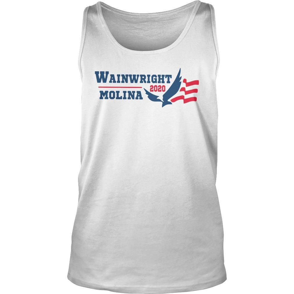 Wainwright Molina 2020 Tee Tank Top