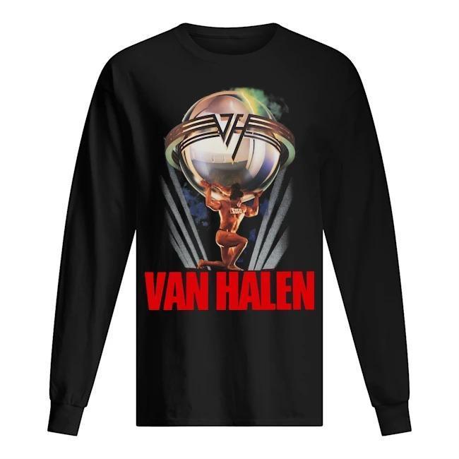 Wedding Singer Van Halen Longsleeve