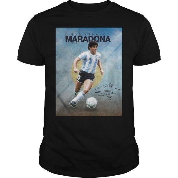 10 Diego Armando Maradona Legend Shirt