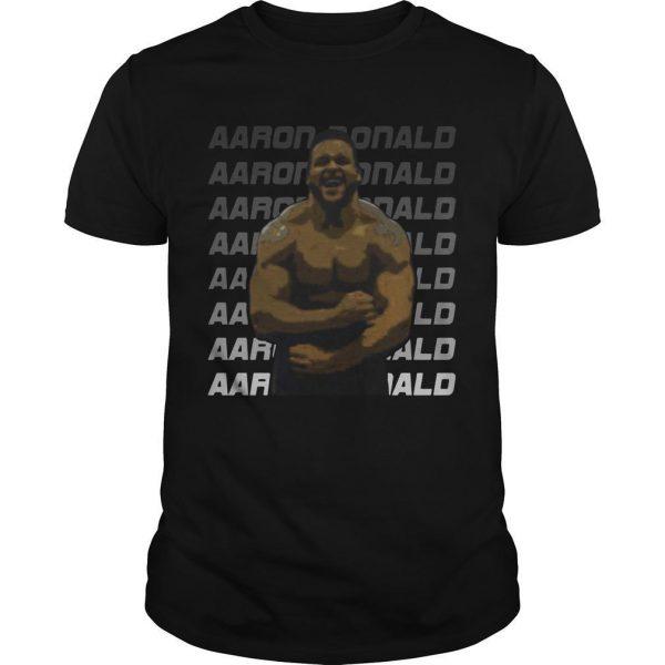 Aaron Donald No Shirt