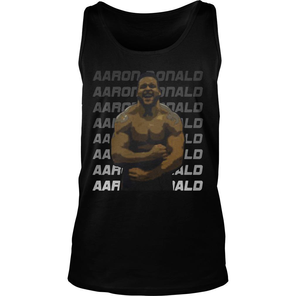 Aaron Donald No Tank Top