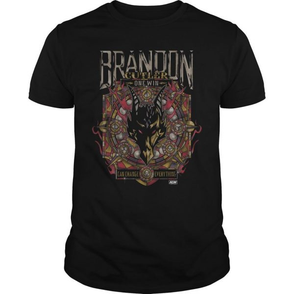 Brandon Cutler One Win Can Change Everything Shirt