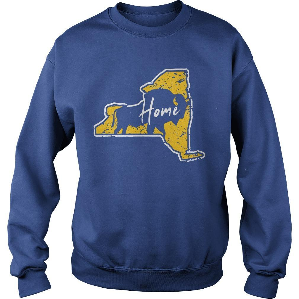 Buffalo Home Sweater