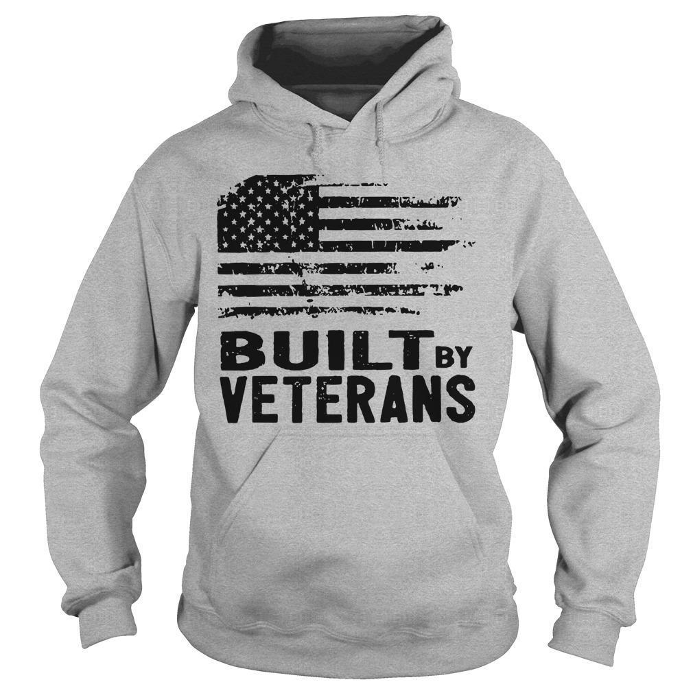 Built By Veterans Hoodie