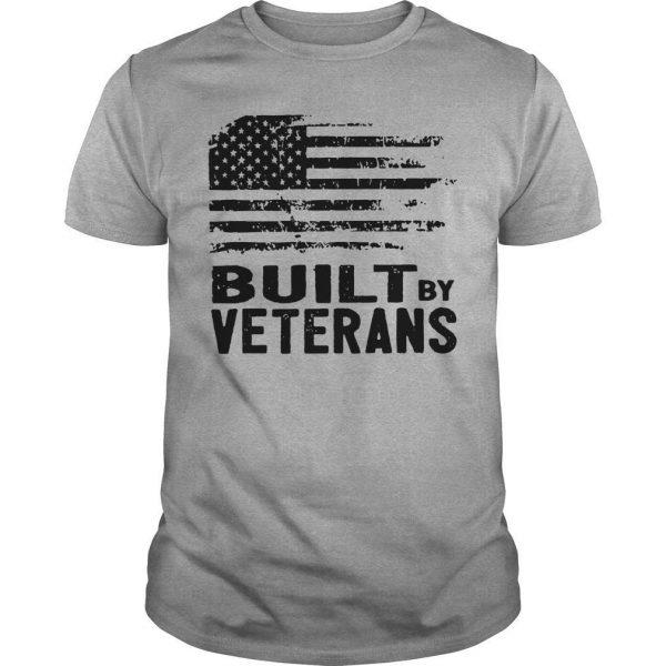 Built By Veterans Shirt