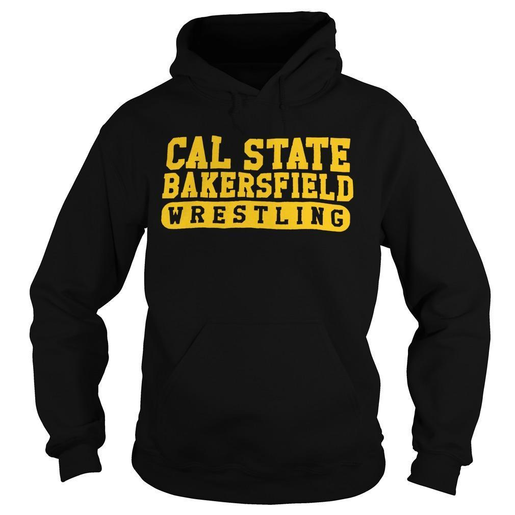 Cal State Bakersfield Wrestling Hoodie