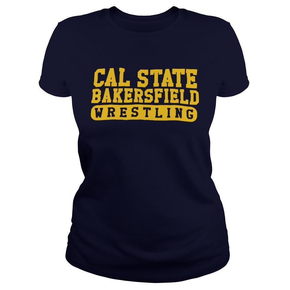 Cal State Bakersfield Wrestling Longsleeve