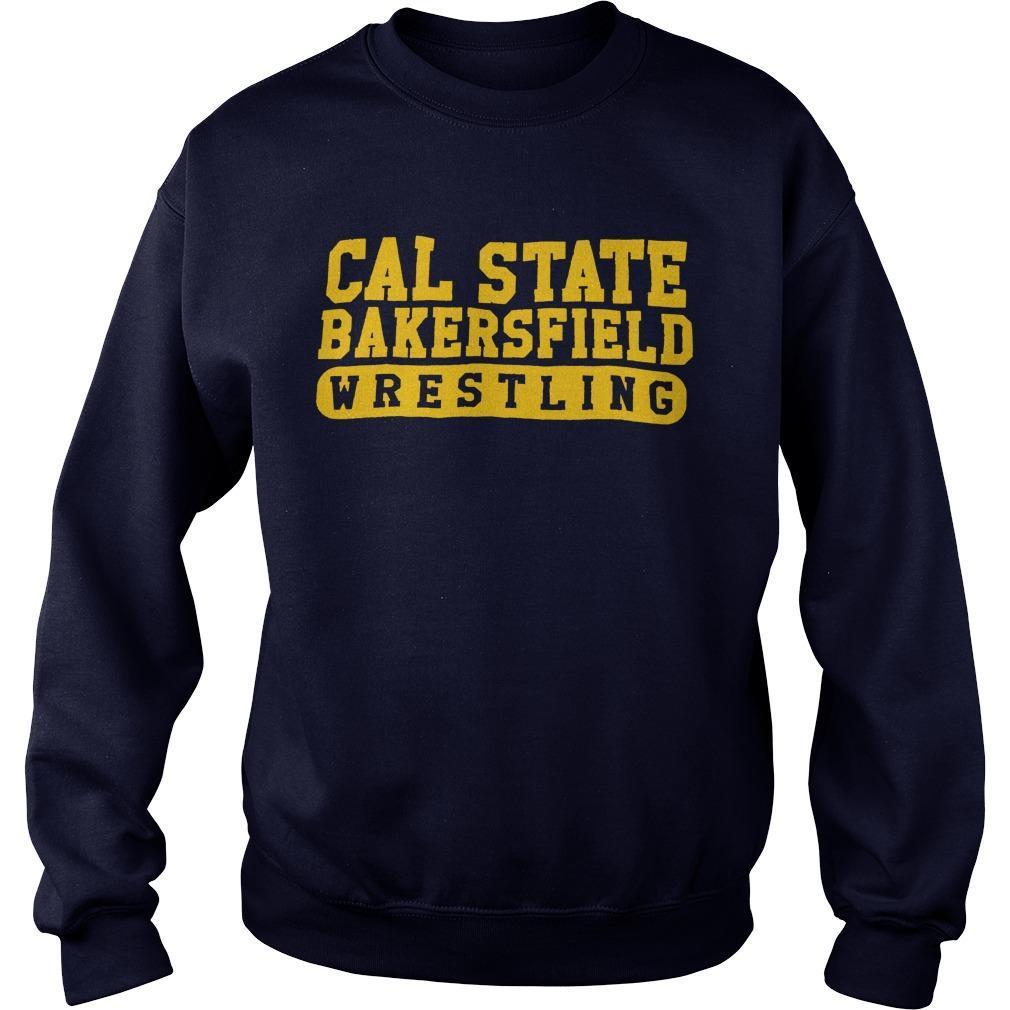 Cal State Bakersfield Wrestling Sweater