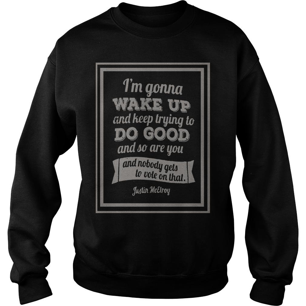 Celeste Ng I'm Gonna Wake Up And Keep Trying To Do Good Sweater