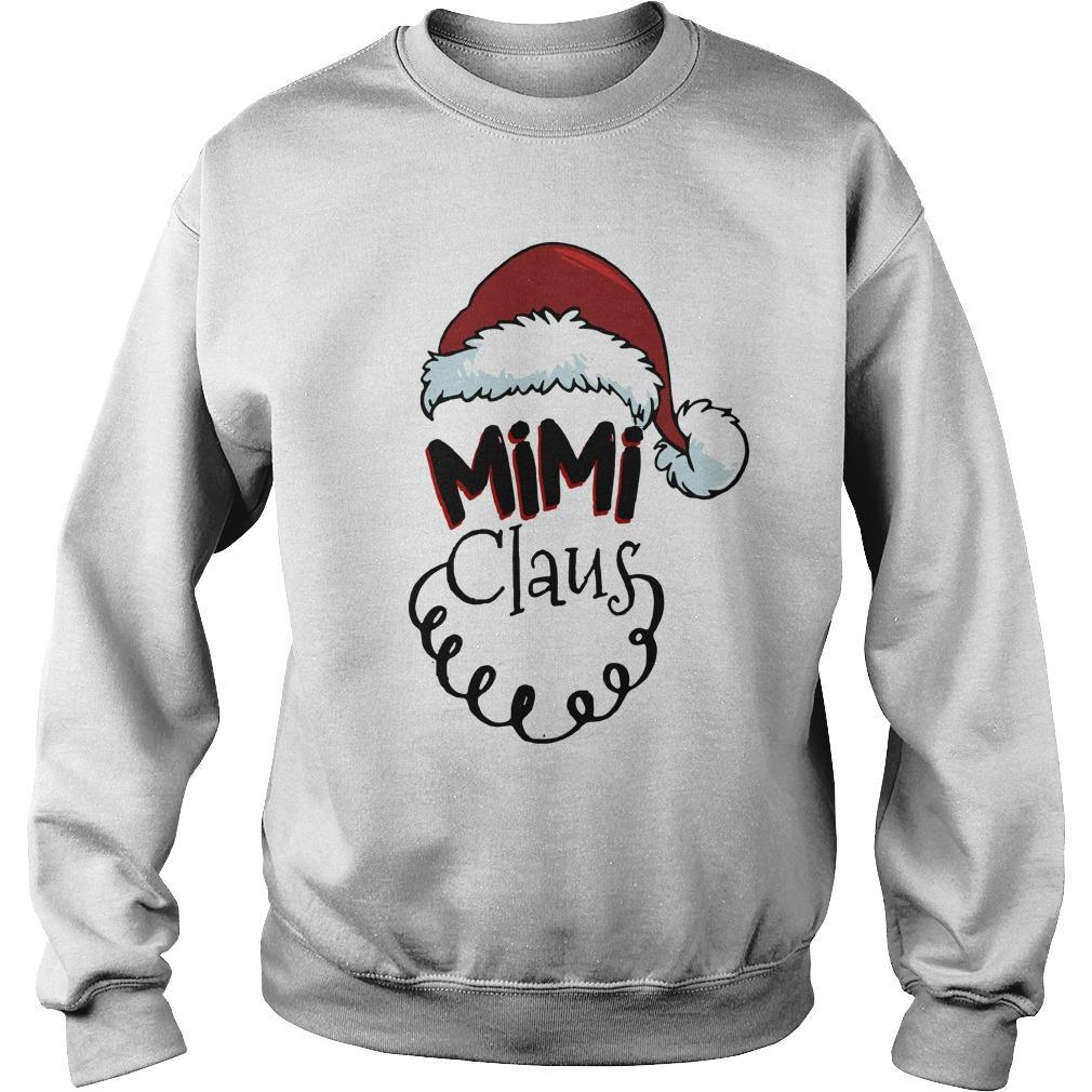 Christmas Mimi Claus Sweater
