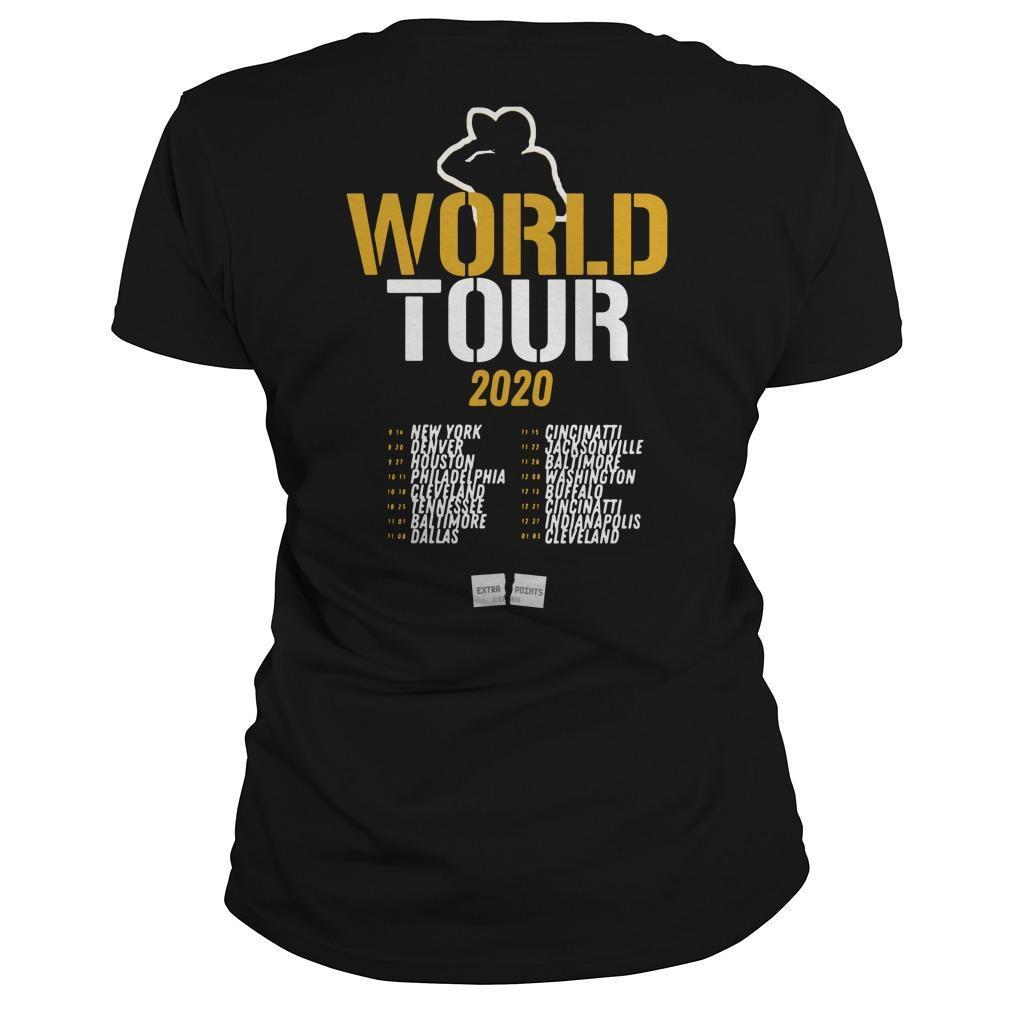 Dave Dameshek Sevenge World Tour 2020 Longsleeve
