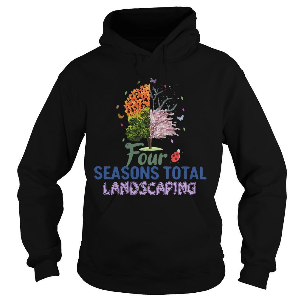 Four Seasons Total Landscaping Hoodie