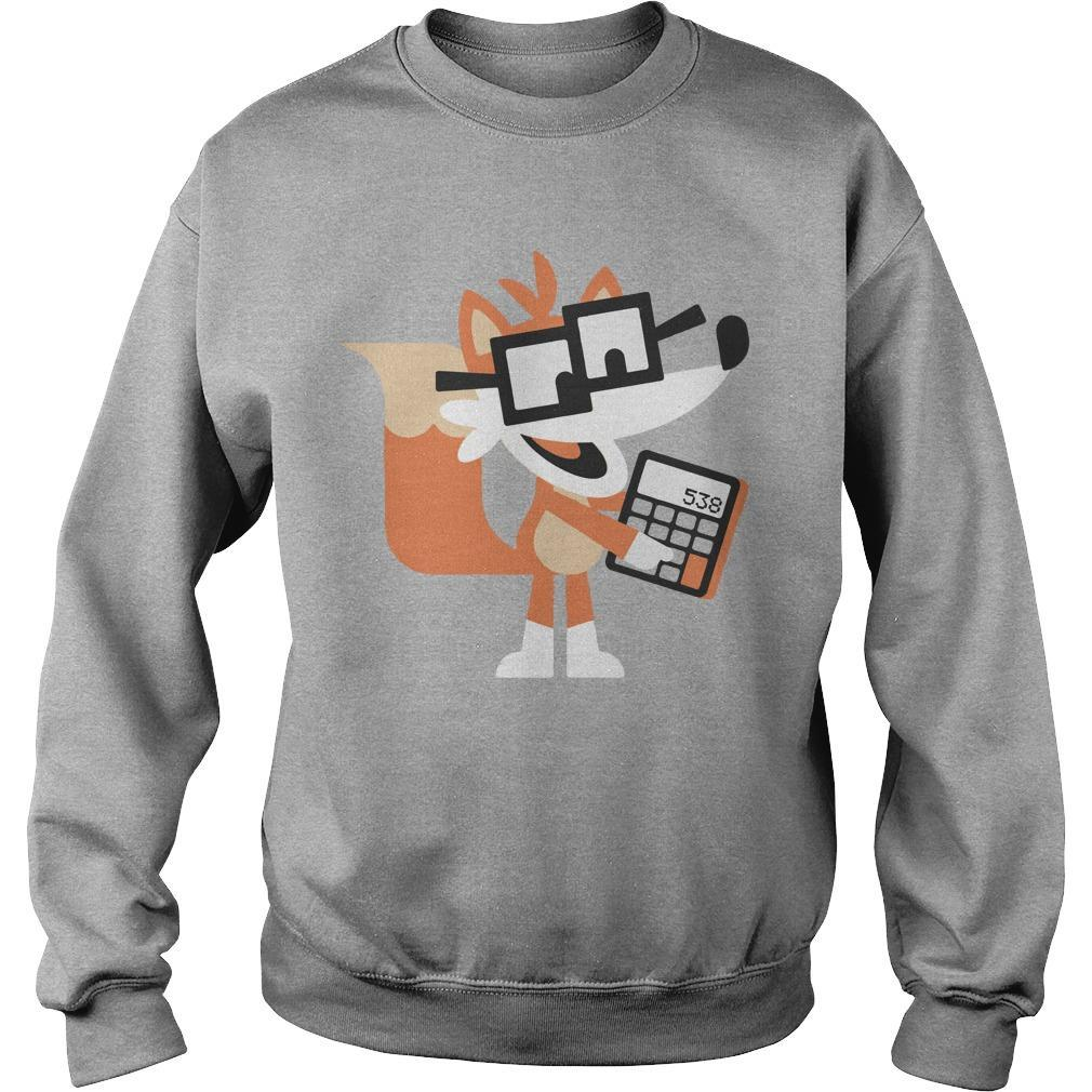 Fox Five Thirty Eight Sweater