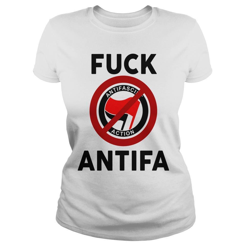 Fuck Antifa Longsleeve