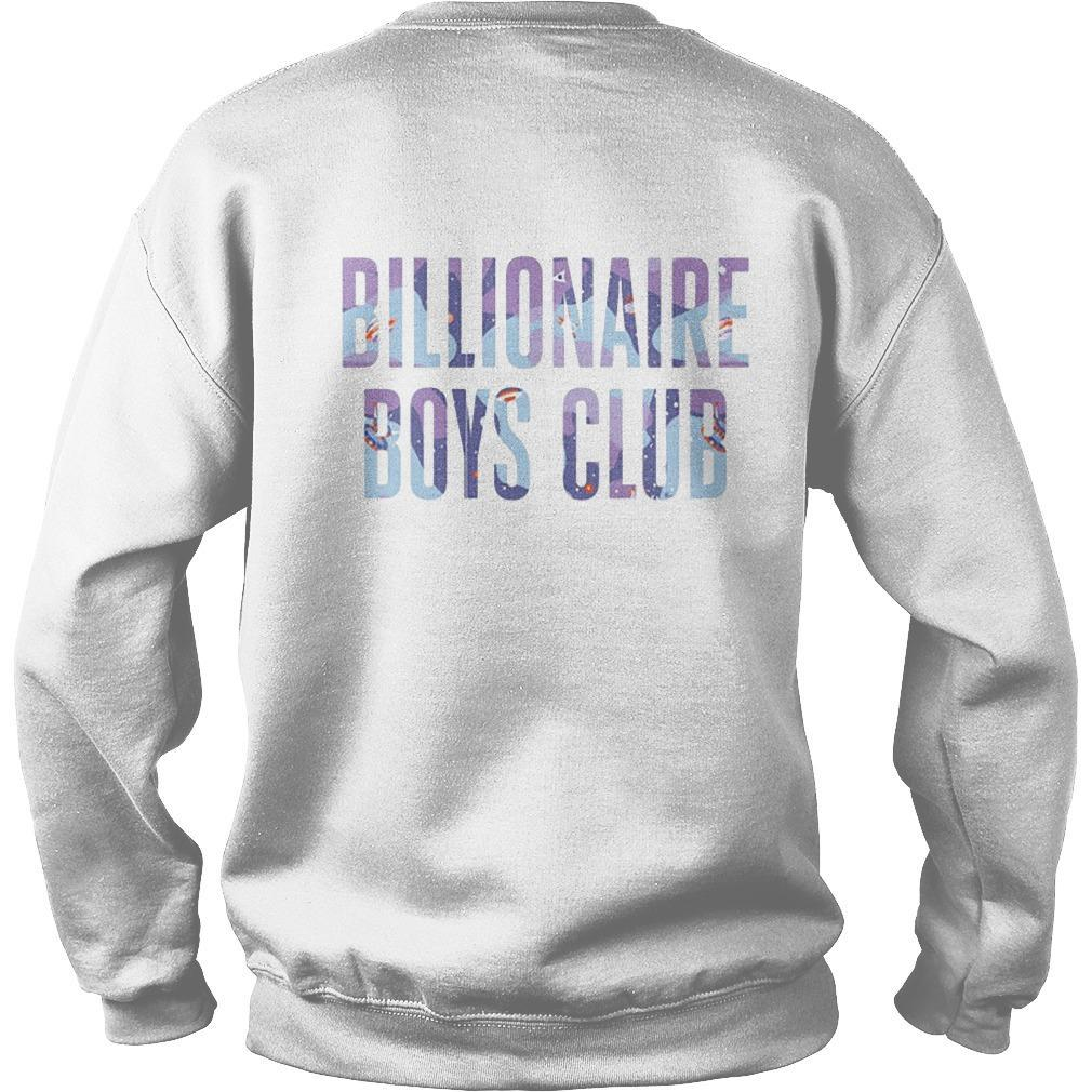 Hypebeast Mask Billionaire Boys Club Sweater