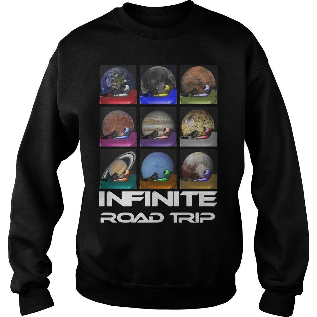 Infinite Road Trip Sweater