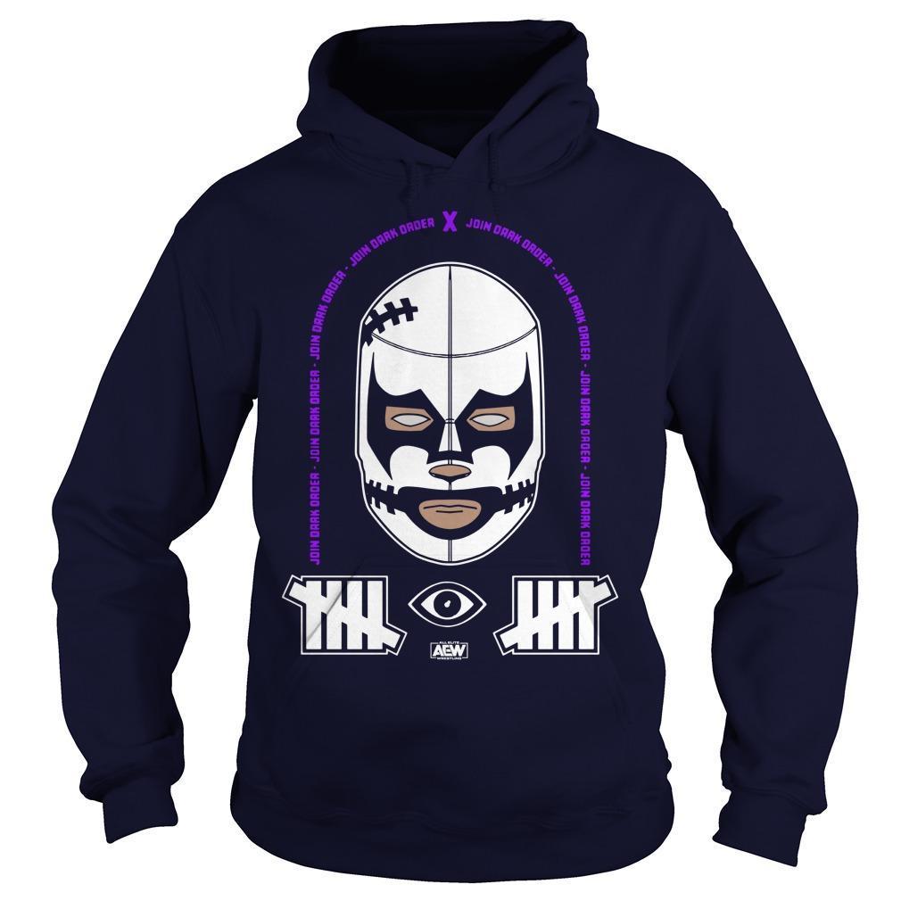 Join Dark Order X Hoodie
