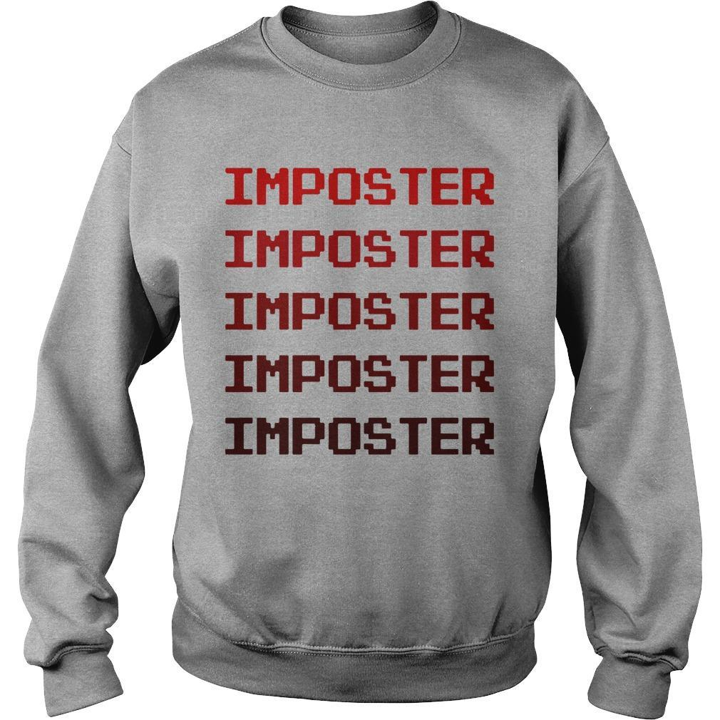 Loco Among Us Imposter Sweater