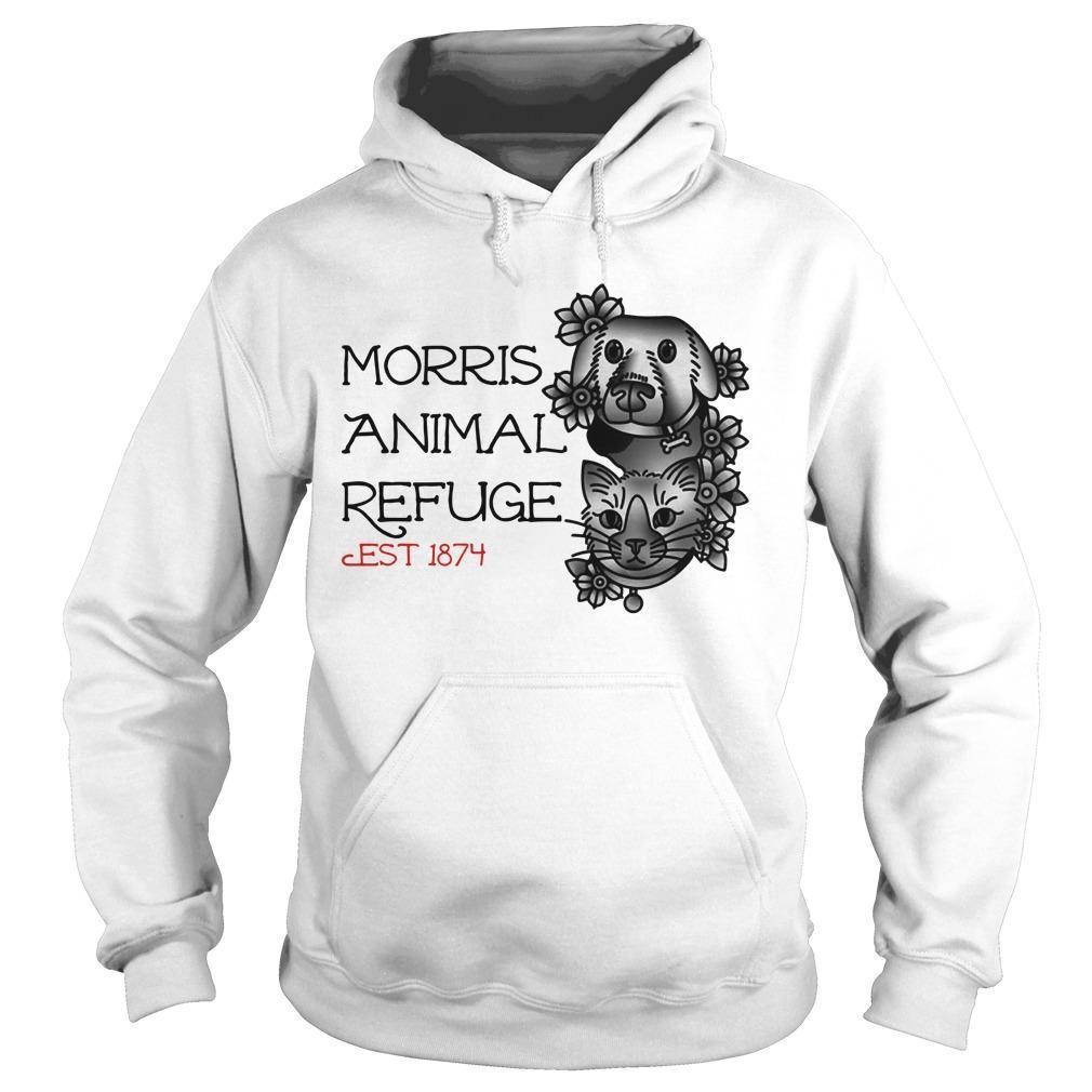 Morris Animal Refuge Est 1874 Hoodie
