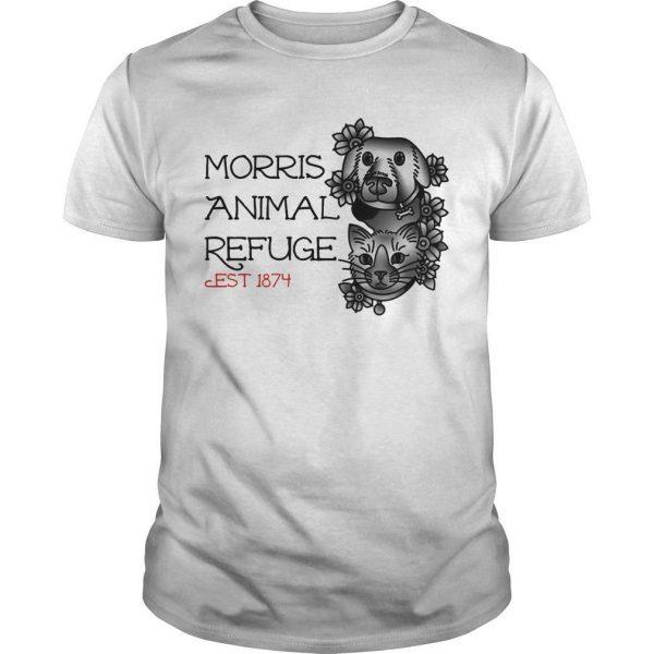 Morris Animal Refuge Est 1874 Shirt