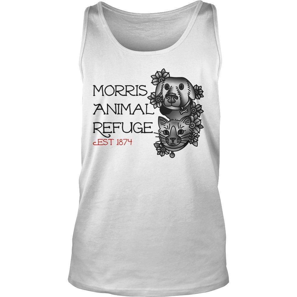 Morris Animal Refuge Est 1874 Tank Top