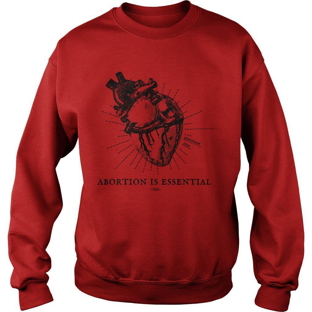 Nnaf Abortion Funds Abortion Is Essential Sweater