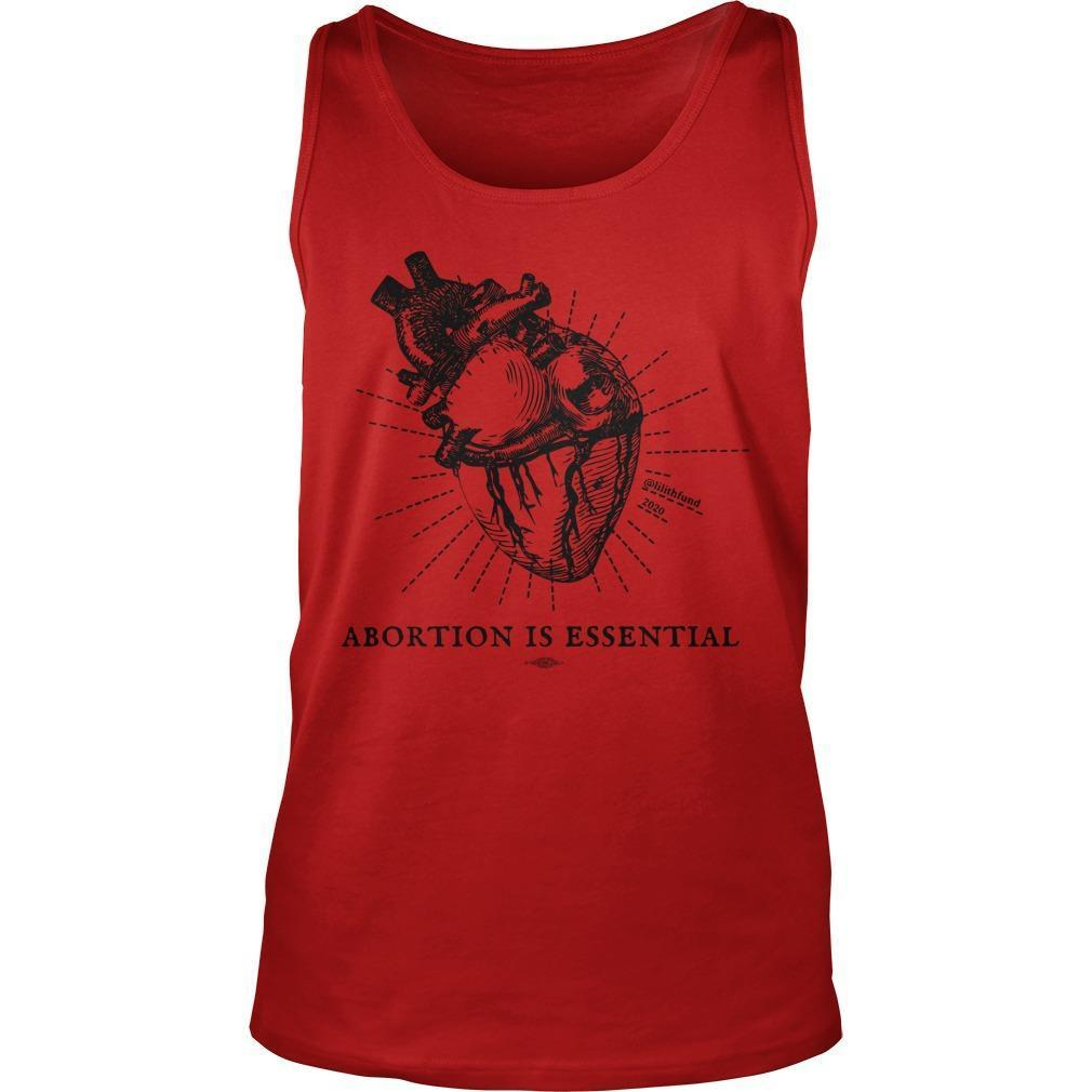 Nnaf Abortion Funds Abortion Is Essential Tank Top