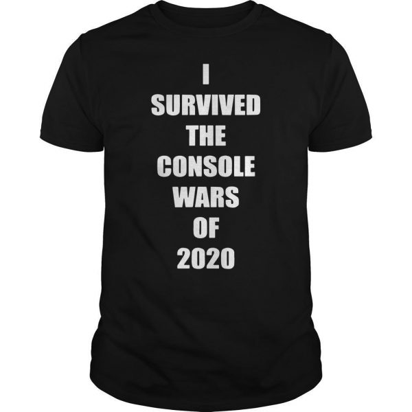 O'danny Boy I Survived The Console Wars Of 2020 Shirt