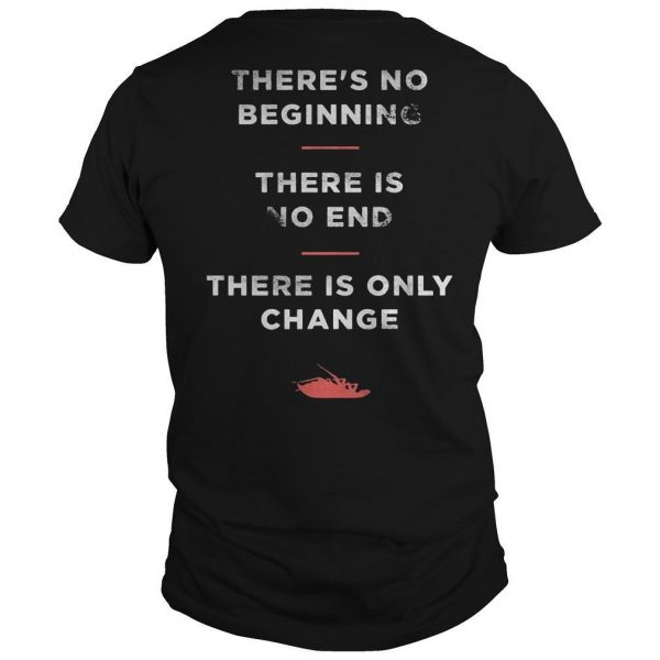 Papa Roach Infest There's No Beginning There Is No End Shirt