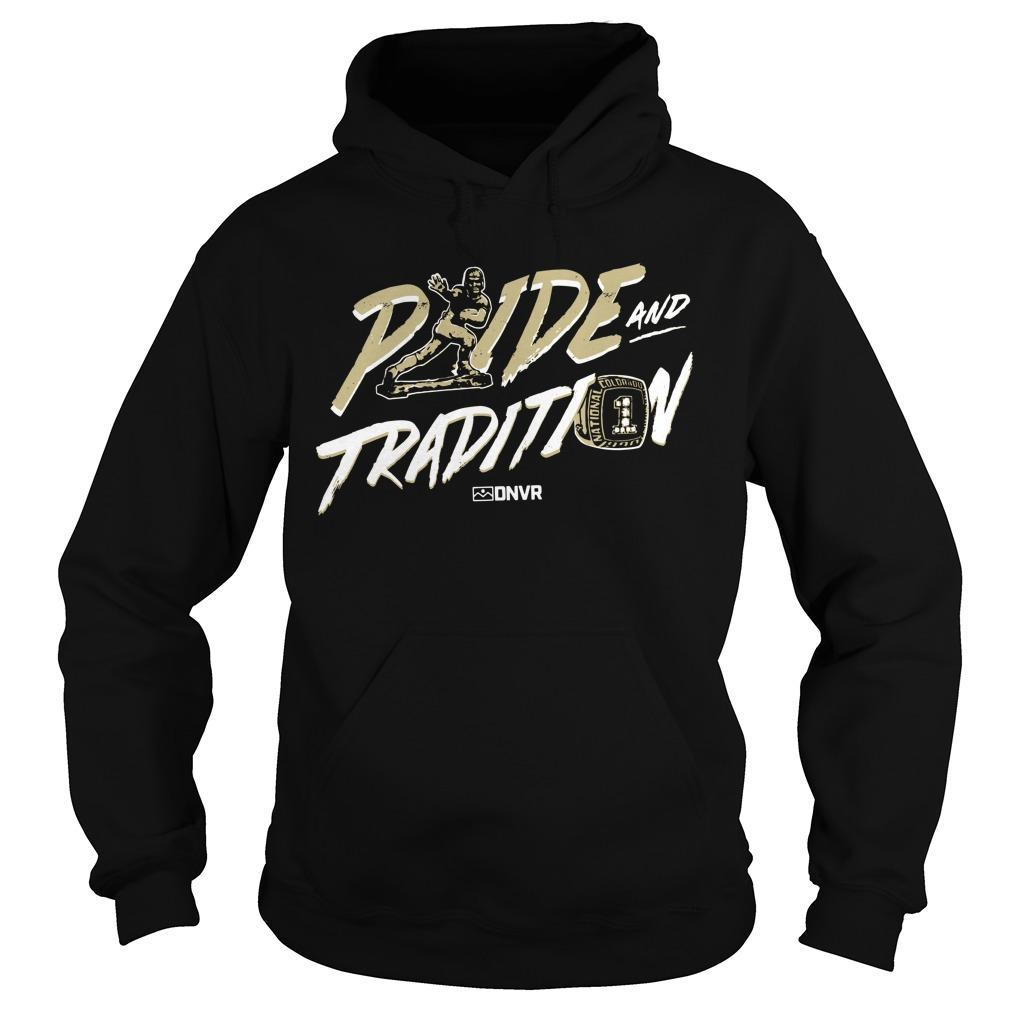 Pride And Tradition Hoodie