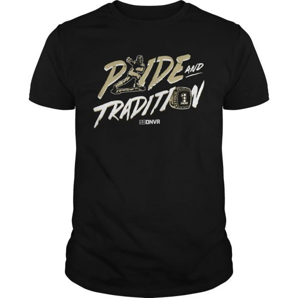 Pride And Tradition Shirt