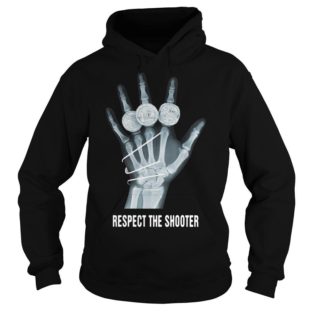 Respect The Shooter Stephen Curry Hoodie