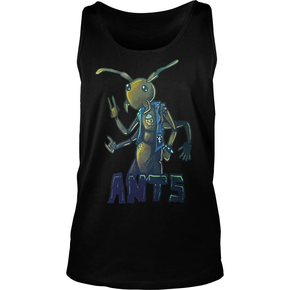Sunday Drive Ants Tank Top