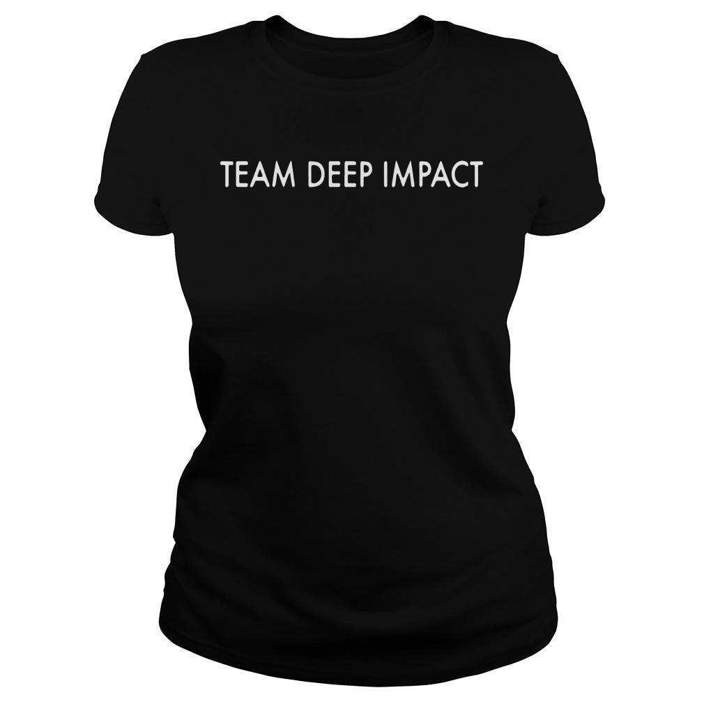 The AV Club Team Deep Impact Longsleeve