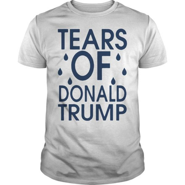 The Advocate Tears Of Donald Trump Shirt