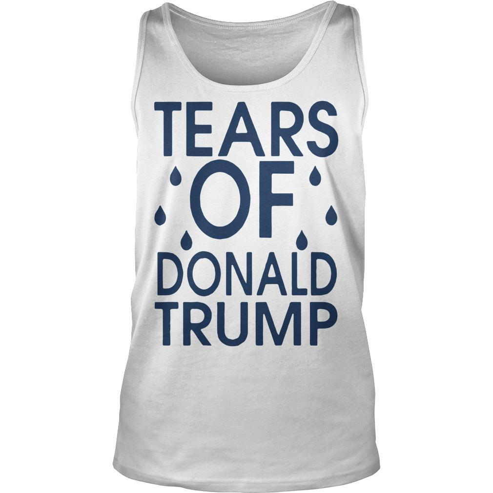 The Advocate Tears Of Donald Trump Tank Top