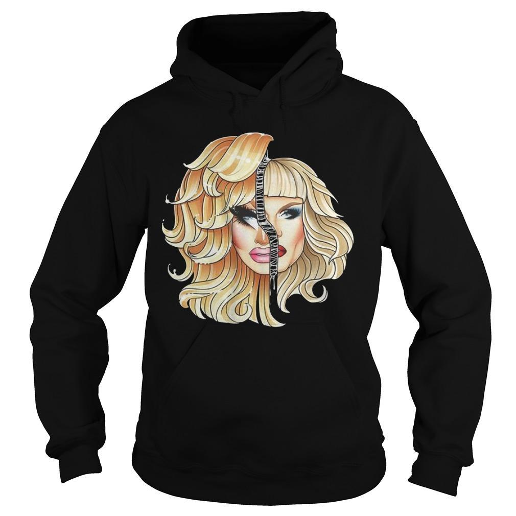 Trixie Mattel Two Face Hoodie