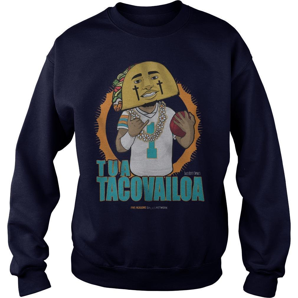 Tua Tagovailoa Sweater