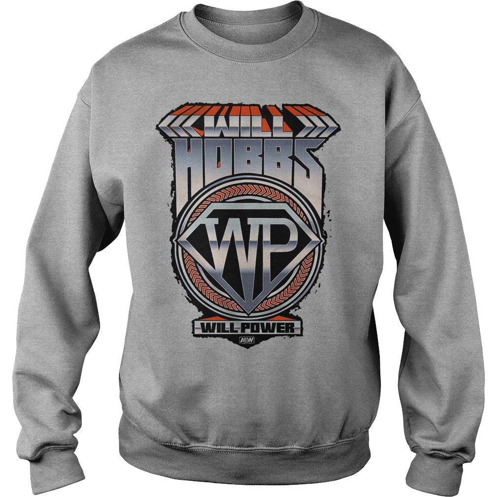 Will Hobbs Will Power Sweater