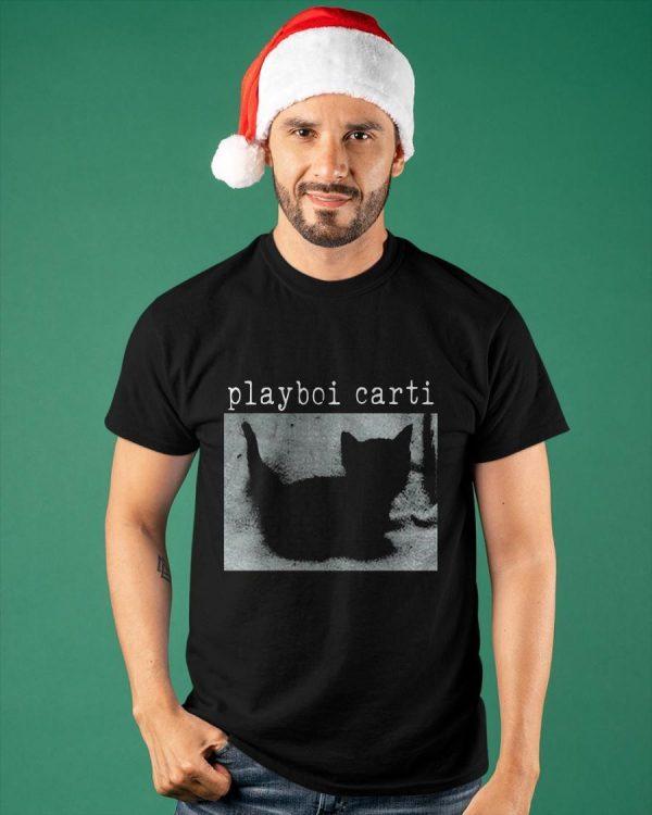 Cat Playboi Carti Shirt
