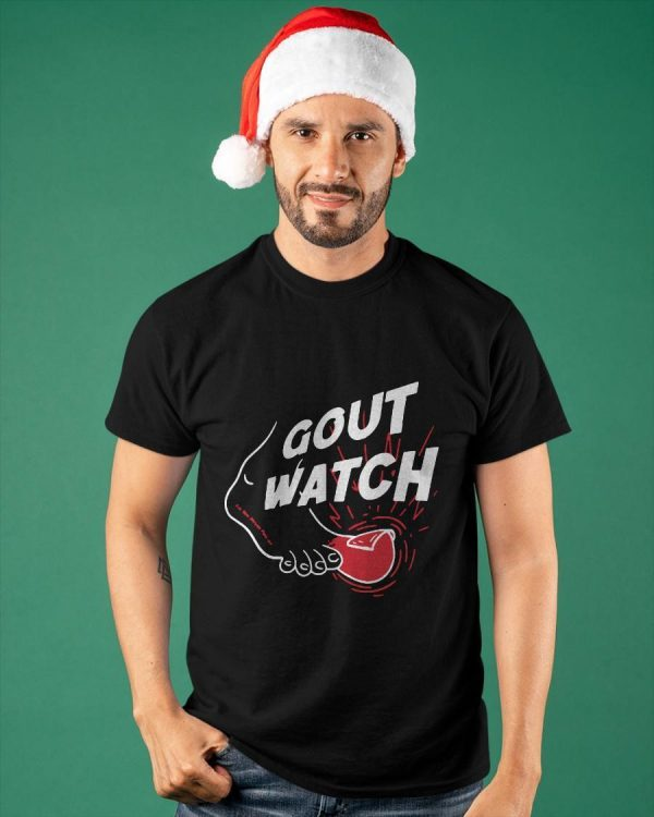 Chris Cillizza Gout Watch Shirt