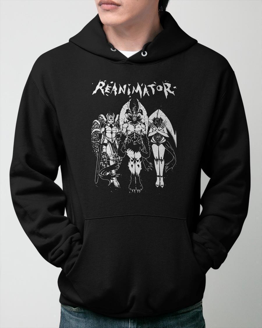 Devil Reanimator Hoodie