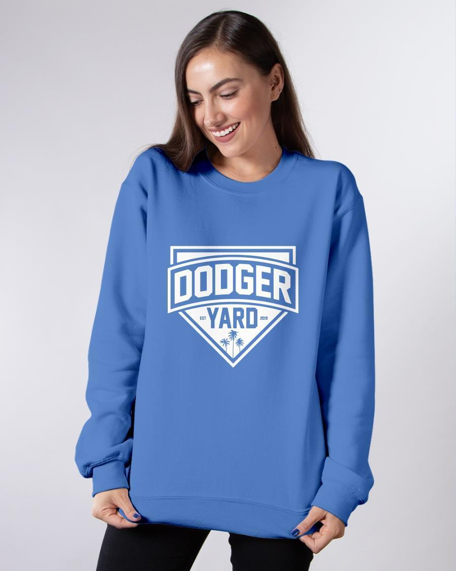 Dodger Yard Est 2019 Longsleeve