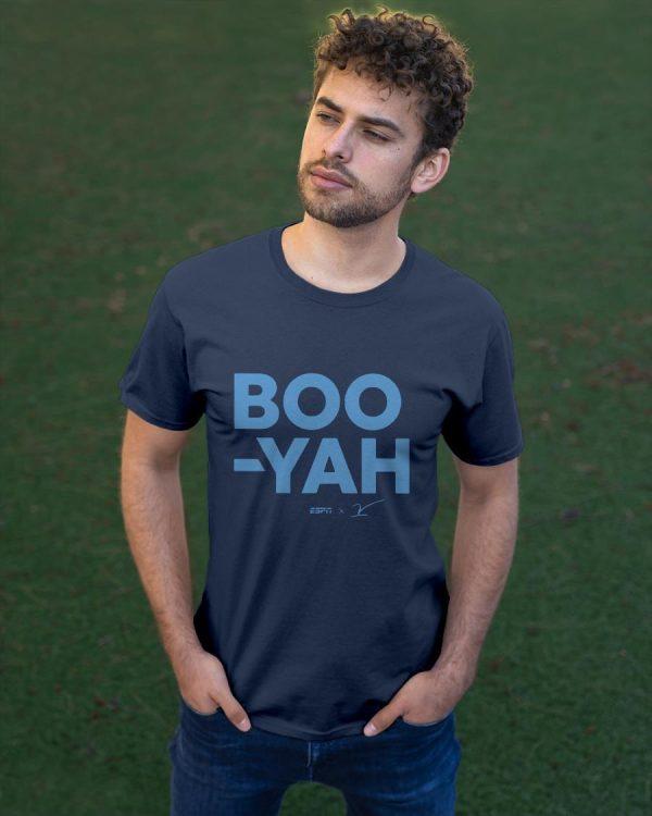 ESPN MMA Boo Yah Shirt