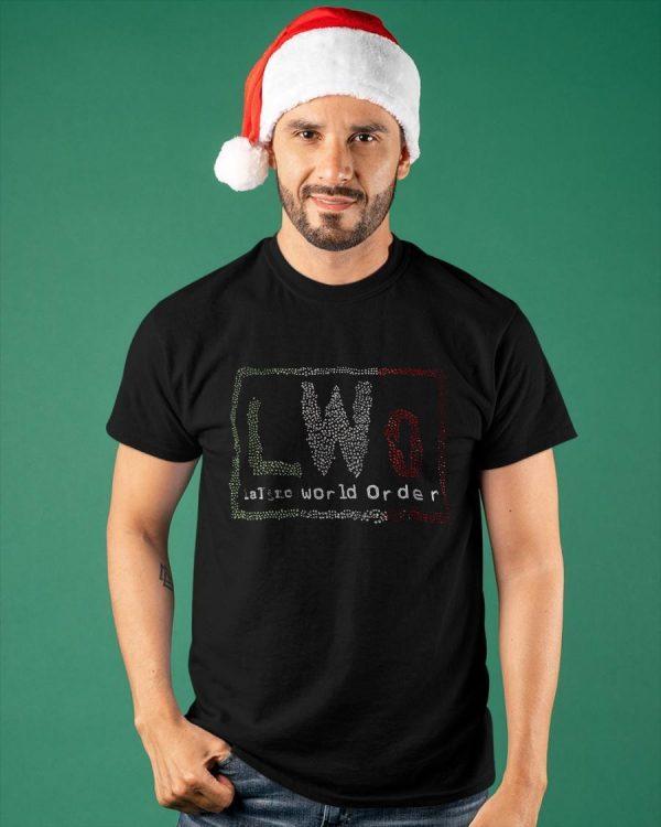 Eddie Guerrero Lwo Latino World Order Shirt
