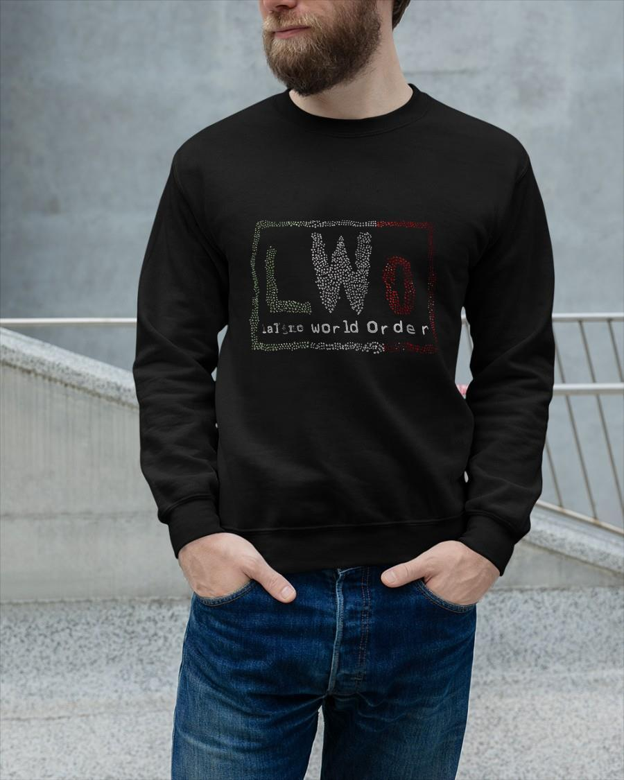 Eddie Guerrero Lwo Latino World Order Sweater