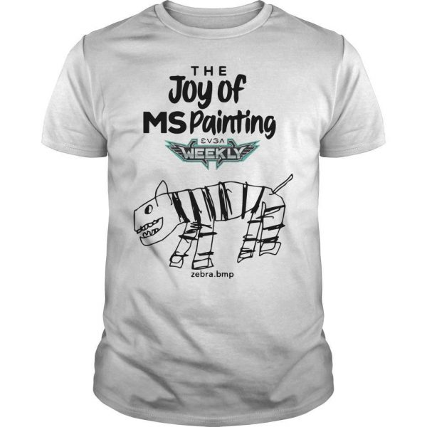 Evga The Joy Of Ms Painting Weekly Shirt